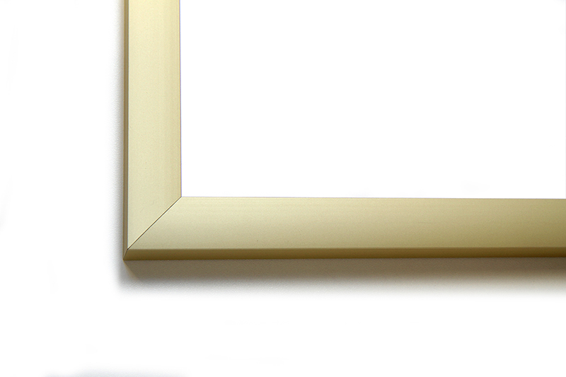 Профиль алюминиевый аналог Nielsen профиль №62 золотистый