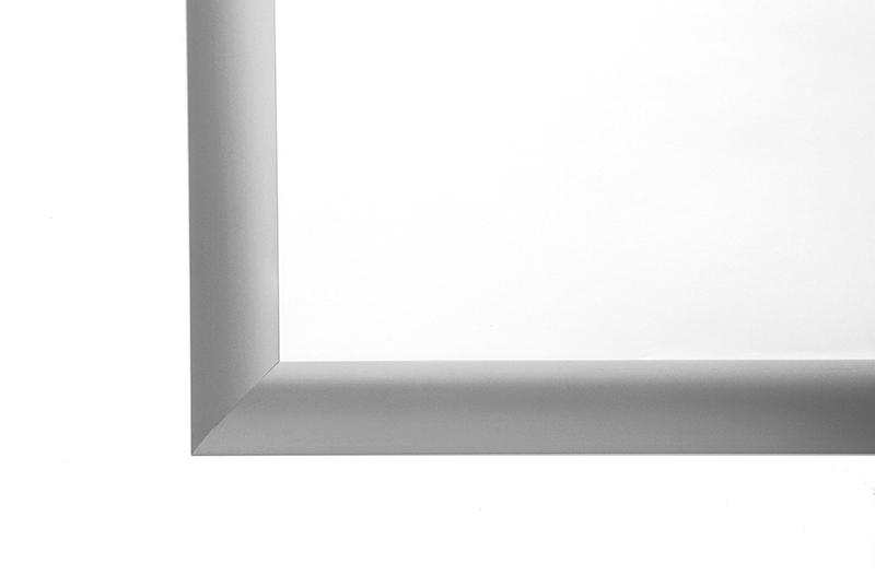 Профиль алюминиевый аналог Nielsen профиль №87 серебристый